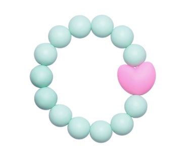"Bracciale Bambina ""Little Diva""  - Mint"