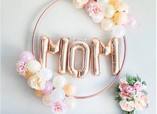 Geschenke Ideen für die beste Mama zum Muttertag!