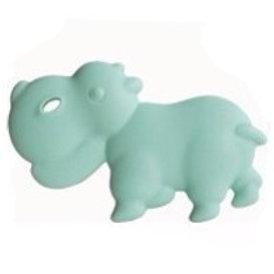 "Beißring ""Hippo"" - Mint"