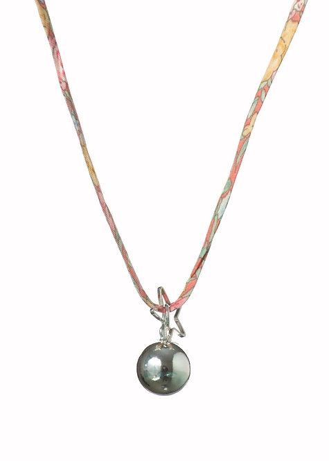 Pregnancy Chime Necklace PRETTY LIBERTY - Rosy