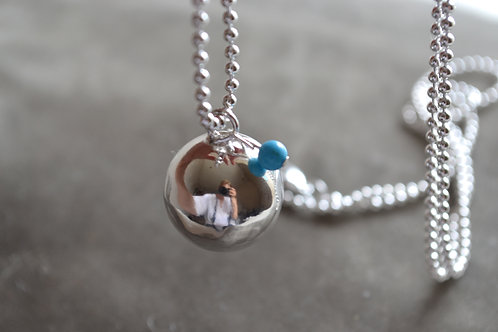 Pearls of Wisdom - Natural Turquoise