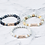 """Thumbnail: Friendship Bracelets """"Best Friends Forever"""" - Lot de 3"""