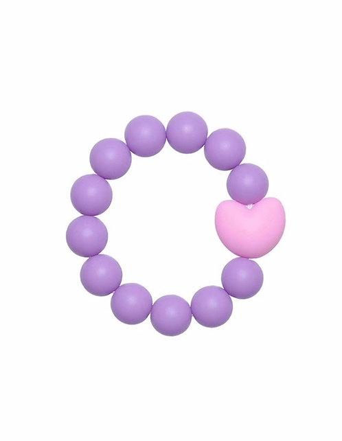 """Children Bracelet """"Little Diva"""" Violet"""