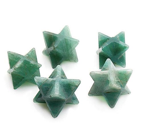 Pietra di Feng Shui ☾ FERTILITÀ - Avventurina Verde