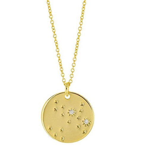 Constellation Zodiac Sign Necklace - Sagittarius