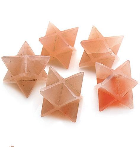 Pietra di Feng Shui ☾ AMORE - Cristallo Rosa