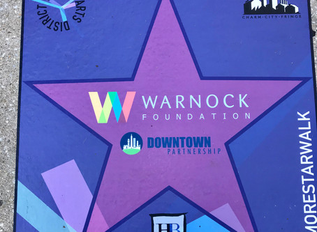 Baltimore Star Walk Opens