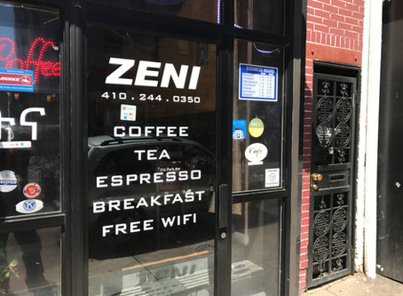 Zeni Cafe and Deli Opens