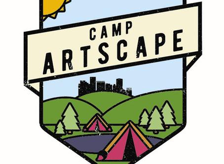 Artscape Camp Apps Open