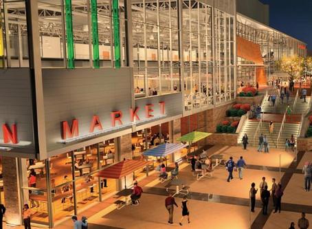 Governor Commits Lexington Market Funding
