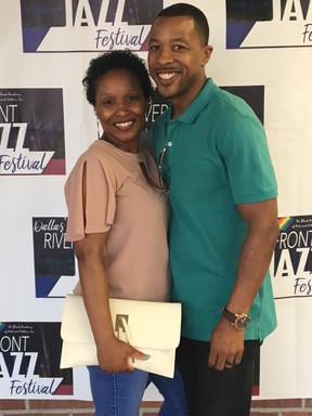 Dallas Riverfront Jazz Fest - Erykah Bad