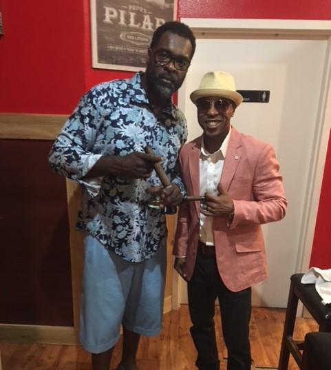 Astute Gentlemen Barber and Cigar Bar- J