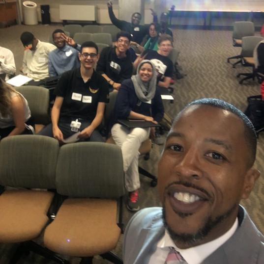 Leadership Workshop at Richland College