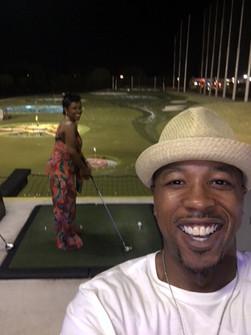 Top Golf Dallas- Latasha & Victor V. Joh