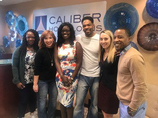 Lunch and Learn at Caliber Home Loans- J