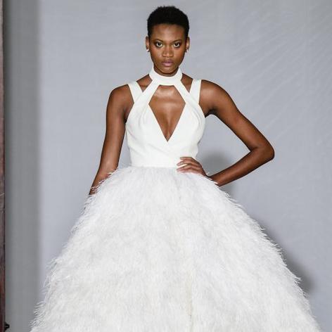 Paris Fashion Week: Alin Le'Kal Couture SS19