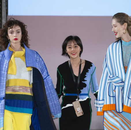 London Fashion Week: i-am-chen A/W19
