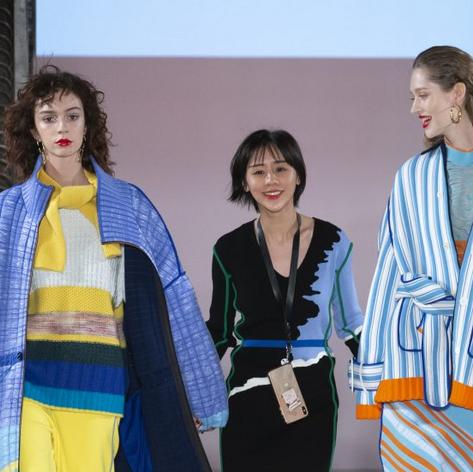 London Fashion Week: i-am-chen A/W19