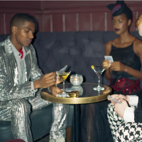 London Fashion Week: Malan Breton A/W19