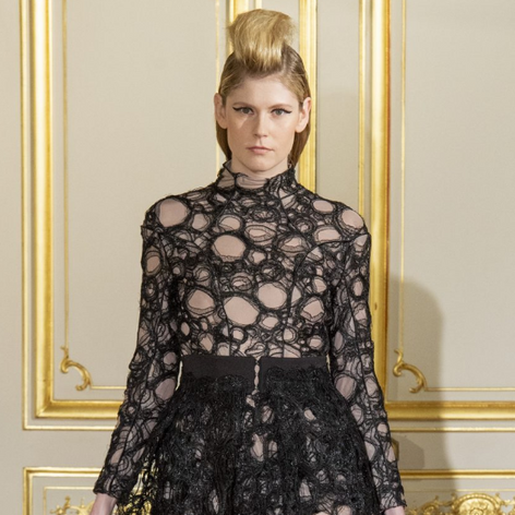 Paris Fashion Week: Adeline Ziliox Couture SS19