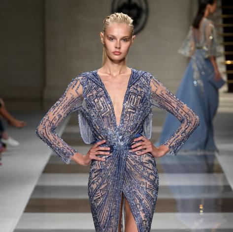 Paris Fashion Week: Ziad Nakad AW 19-20