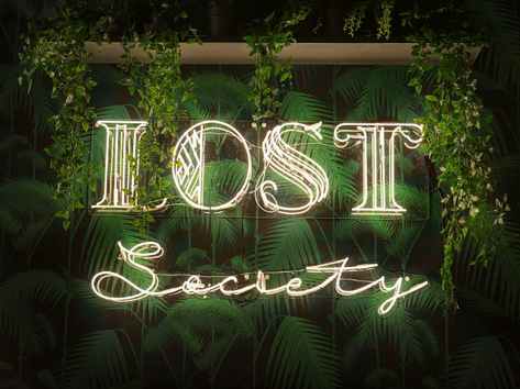Lost Society: The Launch of London's Latest Hotspot