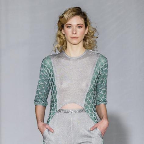 Paris Fashion Week: Maria Aristidou Couture SS19