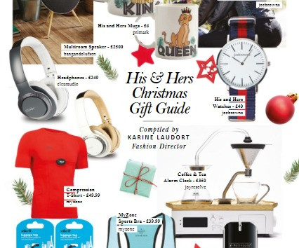 His and Hers Gift Guide