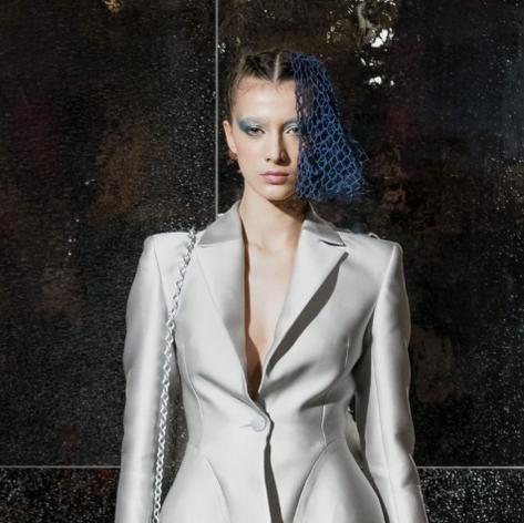 Paris Fashion Week: Armine Ohanyan Couture SS19