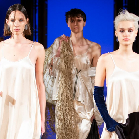 London Fashion Week: Jolin Wu A/W19