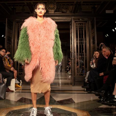 London Fashion Week: Jayne Pierson A/W19