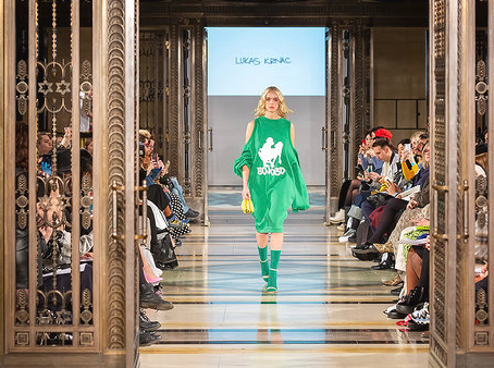 London Fashion Week: Slovak Fashion Council Showcase