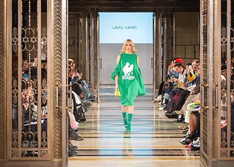 London Fashion Week: Slovak Fashion Council Showcase