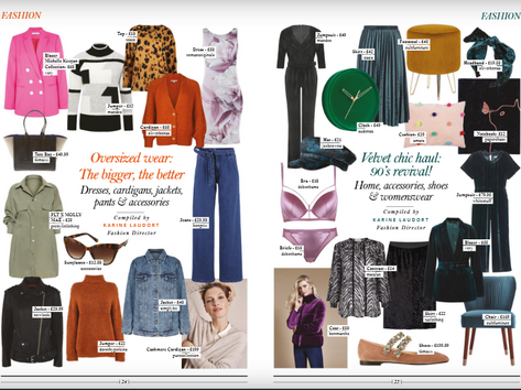 Womenswear and Lifestyle Trends - Style of the City Magazine