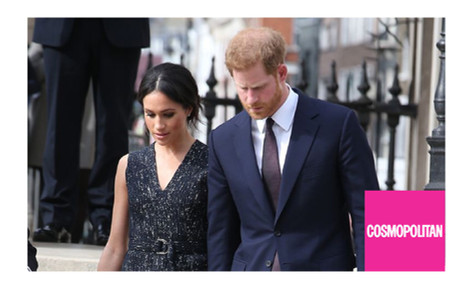 """""""There's a Super Specific Reason Why the Royals Are Constantly Re-Wearing Their Shoes"""" Cosmopolitan Commentary"""