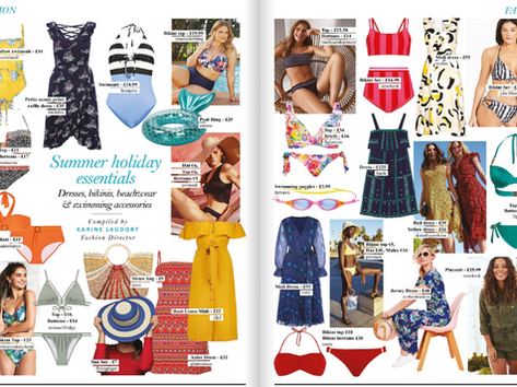 Swimwear Holiday Essentials for Style of the City Magazine