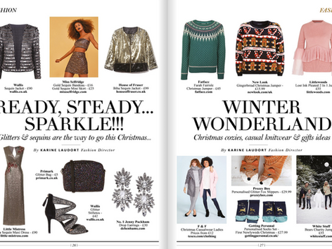Autumn/Winter Trends Spread - Style of the City Magazine