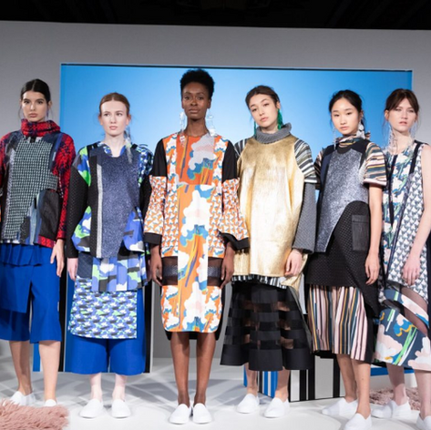 London Fashion Week: Cassey Gan A/W19