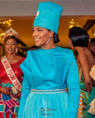 All The Glitz and Glamour From Woman's Night in Lomé, Togo