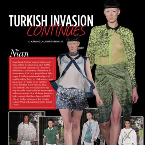 Turkish Invasion Continues