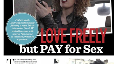 Love Freely but Pay For Sex Divascribe Feature