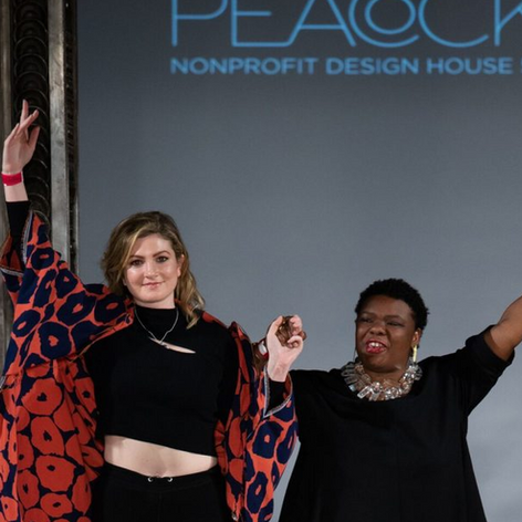 London Fashion Week: Magpies & Peacocks A/W19