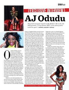 AJ Odudu Feature