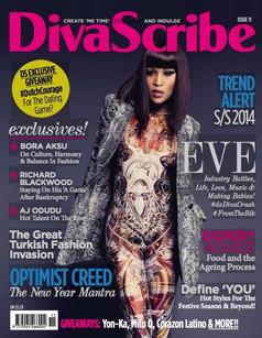 Diva Scribe Cover Star Eve