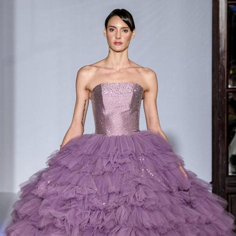 Paris Fashion Week: La Metamorphose Couture SS19