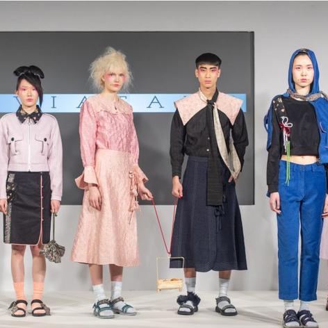 London Fashion Week: Livia Tang A/W19