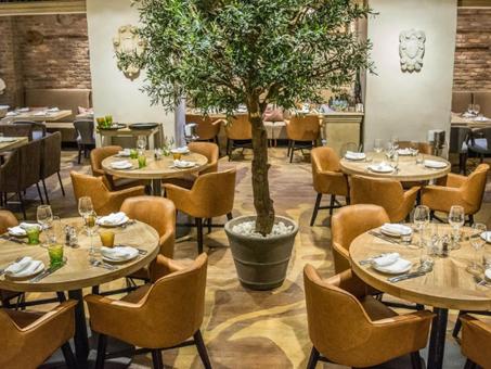 Bocconcino, contemporary Italian dining in Mayfair