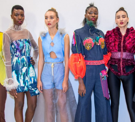 Breaking boundaries for the next generations in fashion: FAD Futures in London Fashion Week