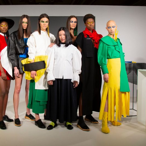 London Fashion Week: A-Jane A/W19