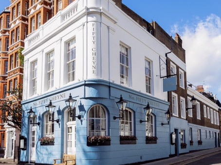 New Chelsea restaurant opening: N° Fifty Cheyne